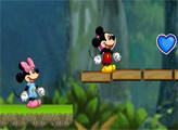 Игра Микки и Сестра 3