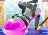 Игра Золушка: туфелька