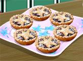 Игра Кухня Сары: Сладкие пирожки