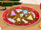 Игра Кухня Сары: Печенье с леденцами