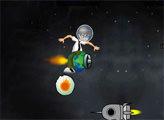 Игра Бен 10 Космическая война