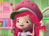 Игра Шарлотта Земляничка: Найди клубнички