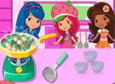 Игра Шарлотта Земляничка: Готовим суп
