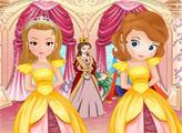 Игра Принцесса София и Эмбер - подружки невесты