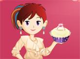 Игра Кухня Сары: Свадебные кексы