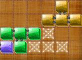 Игра Скользящие кубики