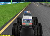 Игра Большие гонки Полицейских