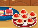 Игра Кухня Сары: Рождественские сладости