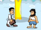 Игра Бомж Хобо 7: Небо
