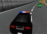 Игра Полицейский гонщик ас