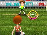 Игра Знаменитый футболист