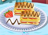 Игра Кухня Сары: Слоеное Тесто