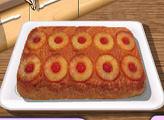 Игра Кухня Сары: Ананасовый Торт