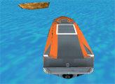 Игра 3Д Гонки на Моторных лодках