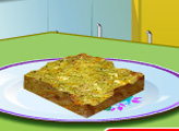 Игра Кухня Сары: Овощная Фриттата
