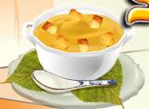 Игра Кухня Сары: Суп из сквош ореха