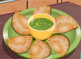 Игра Кухня Сары: Эмпанадас