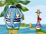 Игра Храп Слона 3: Остров Сокровищ