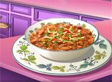 Игра Кухня Сары: Чили кон карне