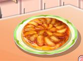 Игра Кухня Сары: Пирог Татен