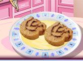 Игра Кухня Сары: Джем Роли Поли