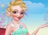 Игра Летний отдых Эльзы