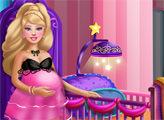 Игра Барби - дизайн детской