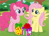 Игра Мой маленький Пони: Вечеринка Сюрприз