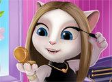 Игра Время макияжа Анджелы