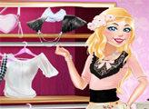 Игра Планировка нарядов для Барби