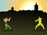 Игра Dragon Fist 3 Age of The Warrior