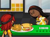 Игра Папа Луи: Сендвичи