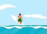 Игра Bogan Surf