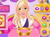 Игра Барби - Ювелирный мастер