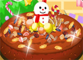 Игра Рождественский Торт