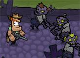 Игра Зомби Дикого Запада