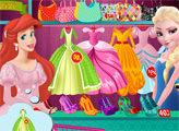 Игра Магазин модной одежды Эльзы