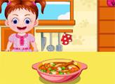 Игра Рецепт Супа Малышки Эммы