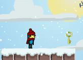 Игра Пижамный мальчик: Снежное приключение