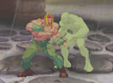 Игра The 12 Fighters series Street Fighter 3