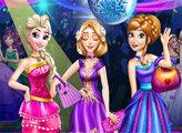 Игра Выпускной бал Принцесс