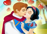 Игра Поцелуи Белоснежки