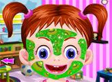 Игра Спа-Процедуры Малышки Эммы