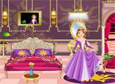 Игра Комната Принцессы Рапунцель