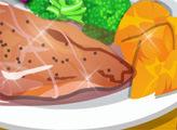 Игра Курица в соусе терияки