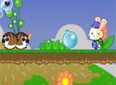 Игра Пузыри Кроликов