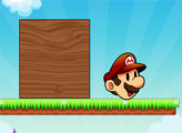 Игра Марио и резка дерева