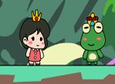 Игра Заколдованные Принц и Принцесса