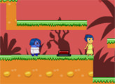 Игра Головоломка - спасение Принцессы