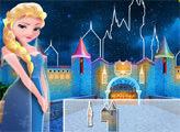 Игра Замороженный Замок Эльзы